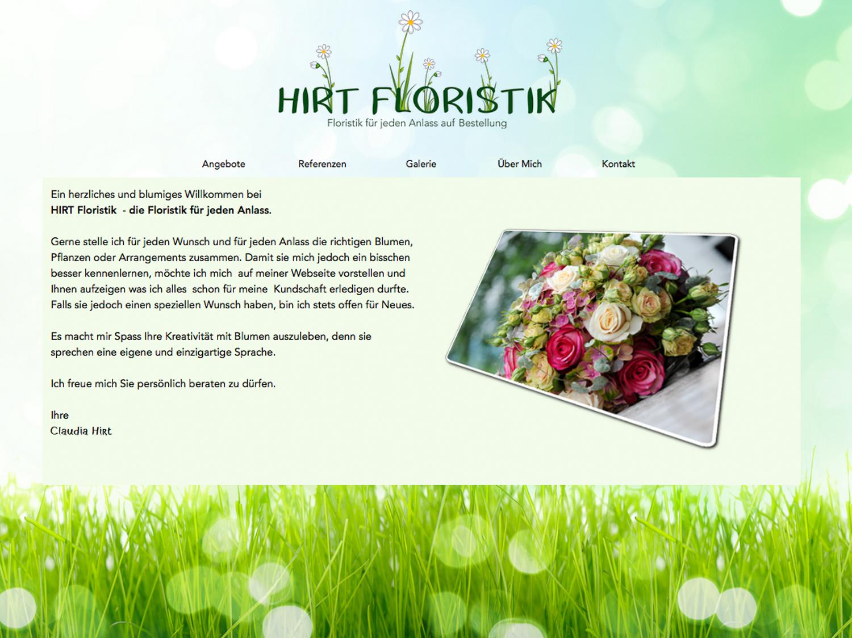Hirt Floristik